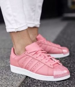 1711 ADIDAS ORIGINALS SUPERSTAR – ROSE WOMEN'S SNEAKERS SHOES