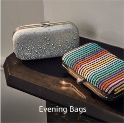 Check out the Latest Collection Of Evening Bags From Amazon