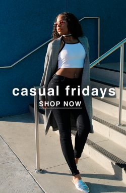 The Amazing Casual Fridays Fashion Trends from Poetic Justice Jeans