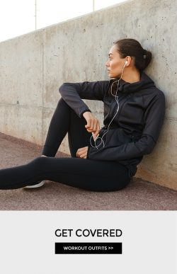 Yet another amazing active wear collection from yvettesports.com