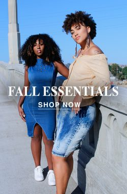The absolute Fall essentials from Poeticjusticejeans.com – we love them!