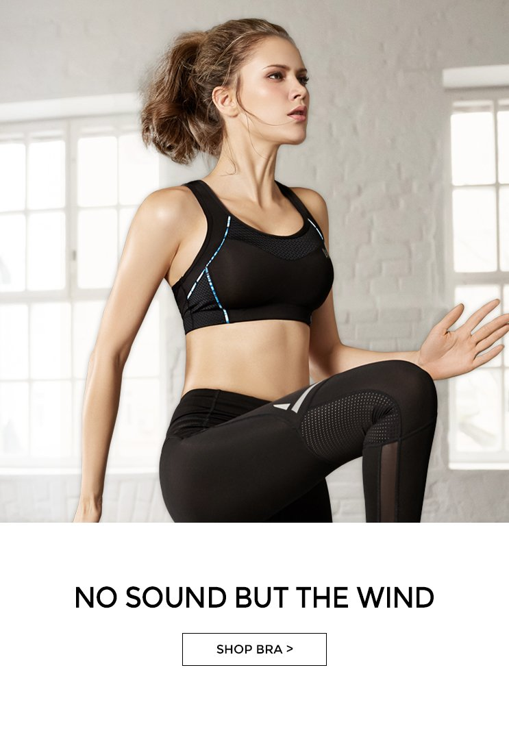 Check out the latest collection of sports / fitness bras at yvettesports.com