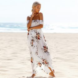 Boho Style Long Dress