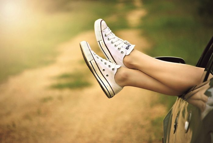 For the love of …. comfy shoes :)