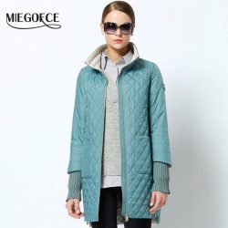 Parkas coat for Spring and Autumn