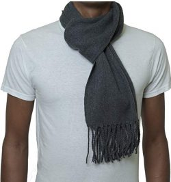 speaking of xmas presents … check out the new scarfs from Alpine Swiss – Mens Plaid ...