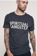 Spiritual Gangster SG Varsity Burnout Tee