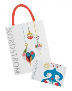 Check Out The Latest Collection Of Nordstrom Holiday Gift Cards!