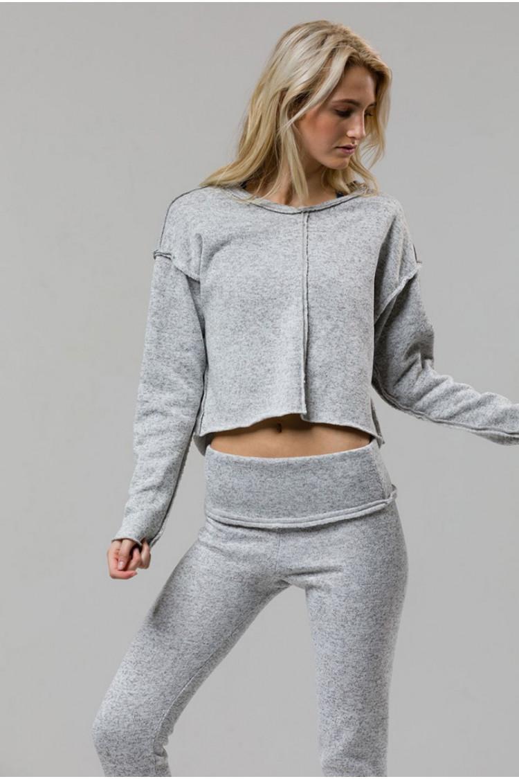 Onzie Raw Seam Crew from Evolve Fit Wear – loving it!