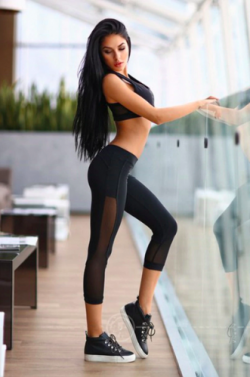 Yoga, fitness sportsuit available in 3 sizes.