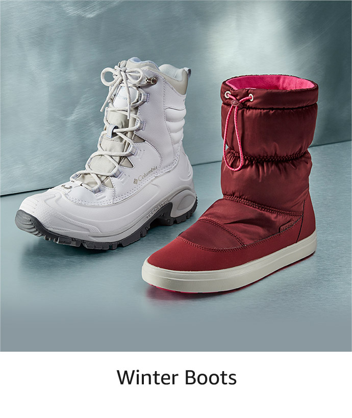 New collection of winter boots from Amazon!