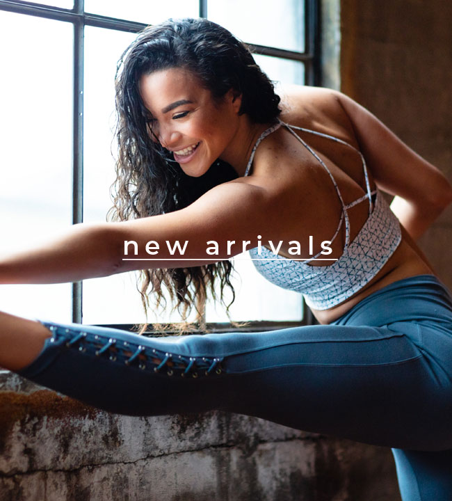 Check out the new arrivals from Evolve Fit Wear!