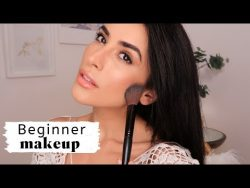 How to Apply Makeup for Beginners (step by step) – thanks for the tips @Sazan Hendrix