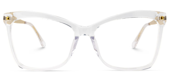 Isabella Butterfly Crystal Glasses