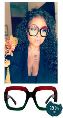 We absolutely love Elias glasses from Zeelool
